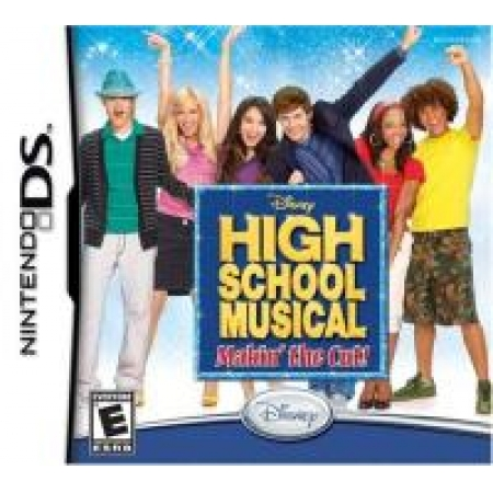 High School Musical Making the Cut  - Ohne Anleitung und Verpack