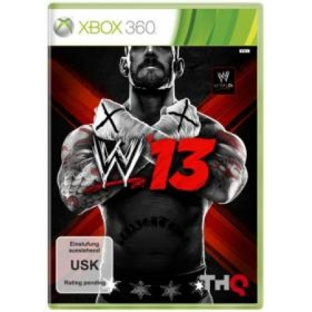 WWE 13 - Ohne Anleitung