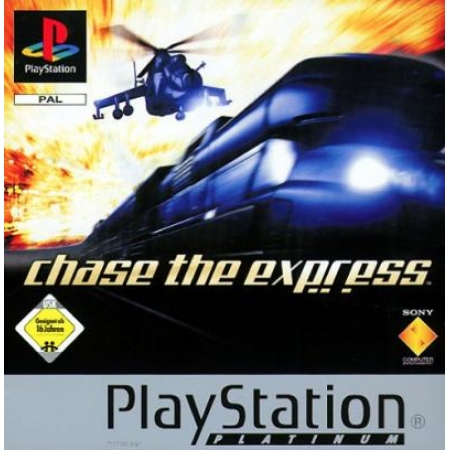 Chase The Express - Cover beschädigt