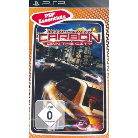 Need for Speed: Carbon: Own The City (Essentials)