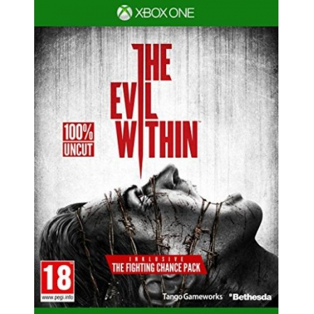 The Evil Within (100 % Uncut)