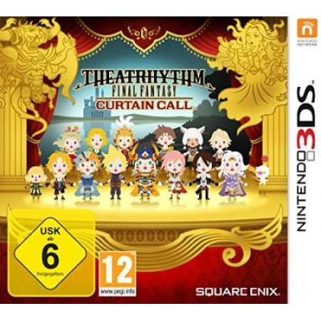 Theatrhythm Final Fantasy Curtain Call - Ohne Anleitung