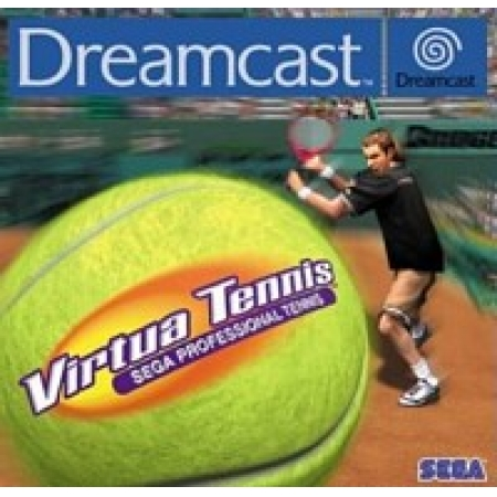 Virtua Tennis - Hülle defekt