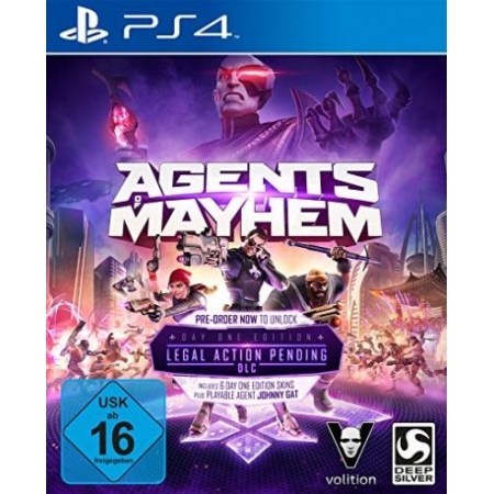 Agents of Mayhem - Day One Edition