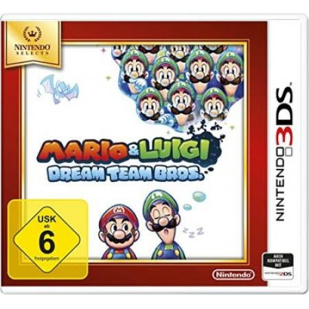 Mario and Luigi: DreamTeam - Nintendo Selects