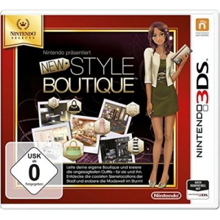 New Style Boutique - Nintendo Selects